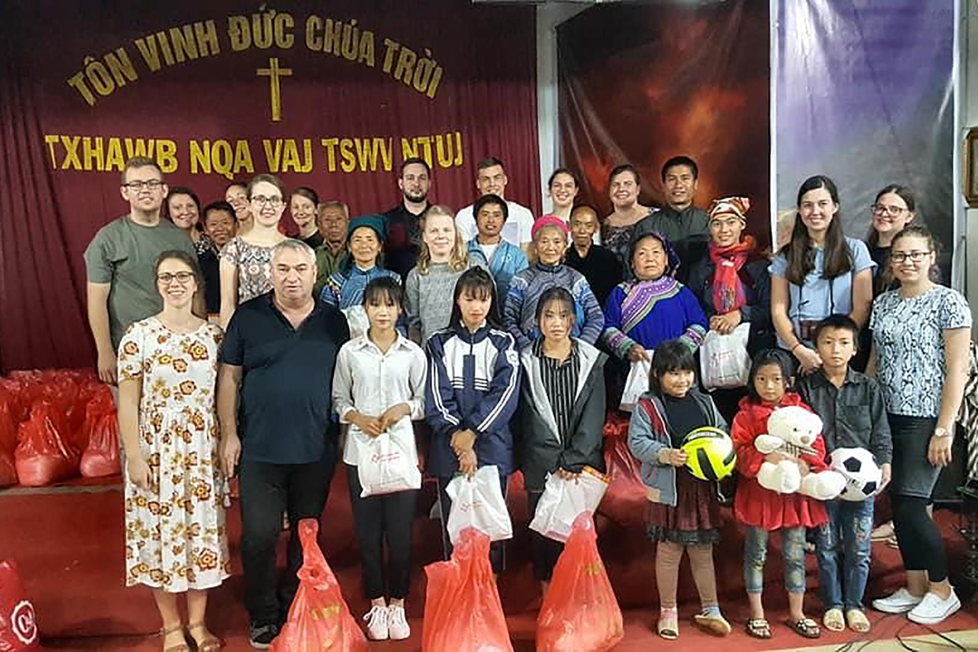 Einblick in die Missionsreise nach Vietnam
